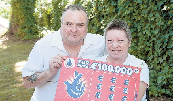 Some Fun Leads To UK National Lottery Win